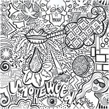 Free Printable Trippy Coloring Pages Predragterziccom