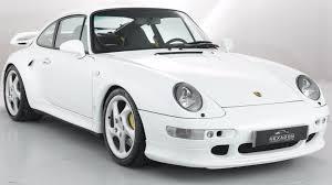 Porsche 993 turbo s im auto salon singen. Add A Rare Porsche 993 Turbo X50 To Your Collection For 200k