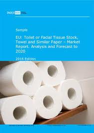 Stock Market Analysis Sample Amazing EU Toilet Or Facial Tissue Stock Towel And Similar Paper Market R