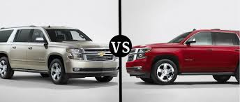 2007 Tahoe Towing Capacity Chart Tahoe Vs Suburban What You Need To Know About Chevys