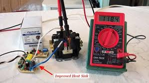 dust collection with a ceiling fan remote 5 steps (with pictures) Packard C230b Wiring Diagram improve the receiver, test the circuit, add protection packard contactor c230b wiring diagram