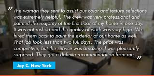 interior painting contractor new york city