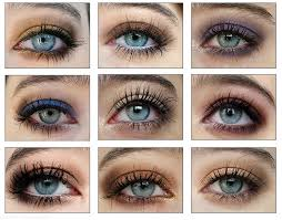 colours that emphasize your eyes mateja s beauty green eyeshadow blue eyes