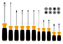 Slotted Screwdriver Size Chart 6 Types Of Screwdrivers Everyone Must Know Mechanical