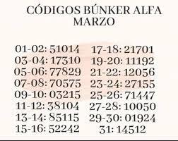 LDOE:Bunker Alfa Code - Posts   Facebook