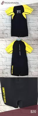 Body Glove Wetsuit Size Chart Body Glove C2 Short Arm Wetsuit Small Medium Body Glove C2