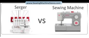 What Is A Serger Sewing Machine