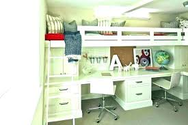 bunk bed office underneath. Bunk Bed Office Desk Combo Beds With Underneath .
