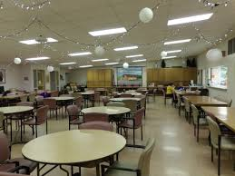 conley hall 192 12 8 tables 8 round tables 100 chairs