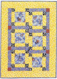 children s delight free baby quilt pattern