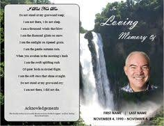 Memorial Card Template 73 Best Printable Funeral Program Templates Images Funeral Cards