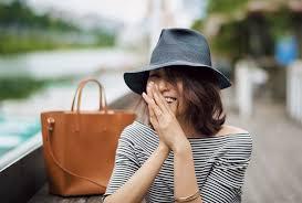 アラフォーに似合う今どき帽子のベストが知りたい ファッション誌