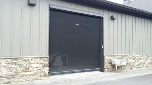 larson retractable double garage door screen escape doors florida craftsman with stone at decorating surp