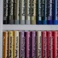 <b>Пастель масляная Pentel</b> Arts   Отзывы покупателей