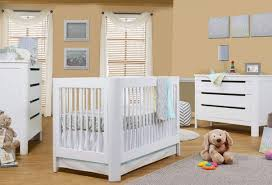 Nursery Convertible Cribs With Changing Table