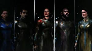 2 days ago · the cast of 'eternals.' | credit: Marvel S Eternals Kumail Nanjiani Explains Why The Cast Was Picked Ign
