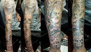 Biomechanika Tetovací Studio Rosa