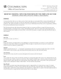 Resume Model For Experience Candidate Fresher Resume Format For Bank Job Templates At