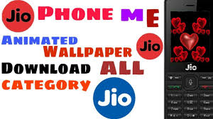 Jio phone me animated wallpaper kese ...