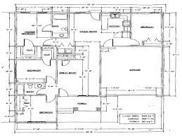 House Plan Floor Plans With Measurements Dimensions Closet With  E3bc35c70f5d9455 Existing Layout