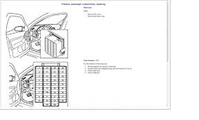 volvo fuse box diagram wiring diagrams online