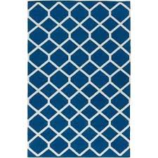 vogue royal blue area rugs 8x10 n