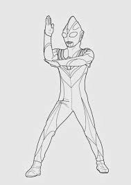 ultraman coloring pages funycoloring printable coloring pages