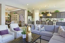 Model Home Interior Decorating
