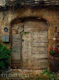rustic french country doors old door photo rustic french door france travel photography