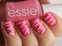 Water marble nail art - how you can do it at home. Pictures ...