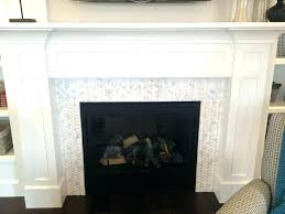 carrara marble tile fireplace white marble fireplace tile basket weave marble fireplace tile surround with white