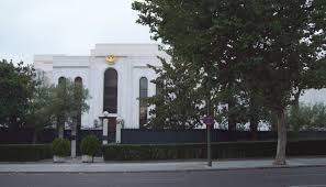 In spain russian embassy