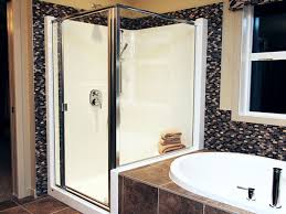 frameless shower doors framed shower doors closet doors mirrors