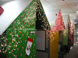 office decor for christmas. office cubicles holiday decor ideas cubicle holidays at work place for christmas v