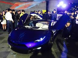 green lord motors invades hong kong with the glm g4 electric supercar