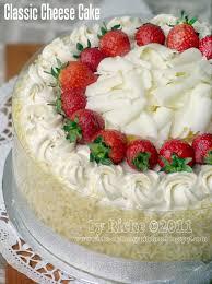 Kreasi Resep Cheese Cake Ulang Tahun Secret Recipes