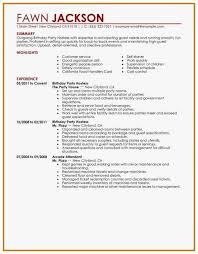42 Astonishing Figure Of Hostess Job Description For Resume