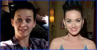 best looking celebrities without makeup
