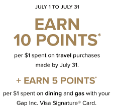 Pay no annual fee & low rates for good/fair/bad credit! Gap Old Navy Cardholders Earn 10x On Travel 5x On Dining Gas Doctor Of Credit