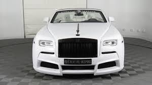 2016 Used Rolls Royce Dawn 2dr Convertible At Scottsdale Ferrari