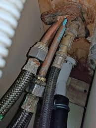 Replacing Kitchen Faucet Hose In Tight Space With Nonstandard