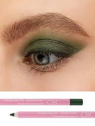 Стойкий <b>карандаш для глаз</b> OK BEAUTY COLOR SALUTE SLIDE ...