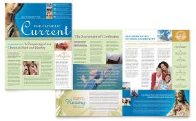 Creative Church Bulletins Christian Newsletters Graphic