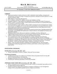 Management Resume Cover Letter It Management Resume Cover Letter Krida 47