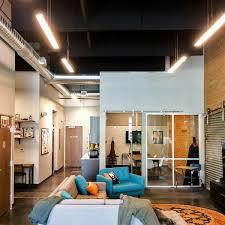improving acoustics office open. Improving Acoustics Office Open. Premiumbeat Open Plan The Black Fabric Acoustic Baffles Blend A