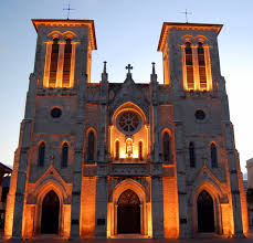 San Fernando Cathedral Light Show Times 2019 Cathedral Of San Fernando Wikipedia