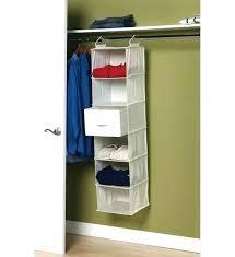 hanging closet organizer with drawers. Closet Organizer Drawers Hanging With Canvas Organizers Within . E