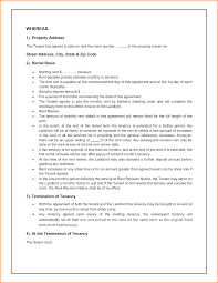 Blank Tenancy Agreement Template 24 Renters Contract Template Hvac Resumed 24