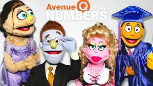 By The Numbers: How Many Puppets Actually Take the Stage During a  Performance of Avenue Q? | Playbill