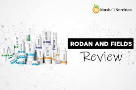 Rodan And Fields Pricing Chart 2018 Rodan Fields Review 2019 Does It Work Nutshell Nutrition